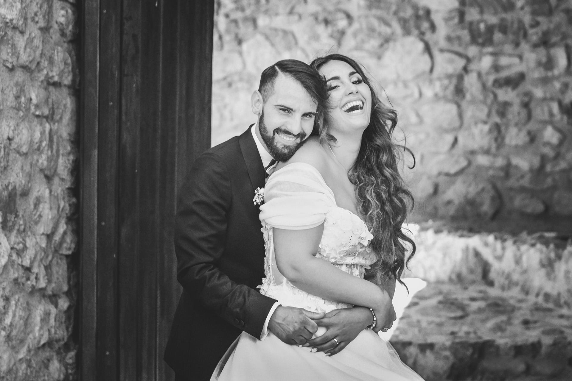 Fotografo matrimonio lettere