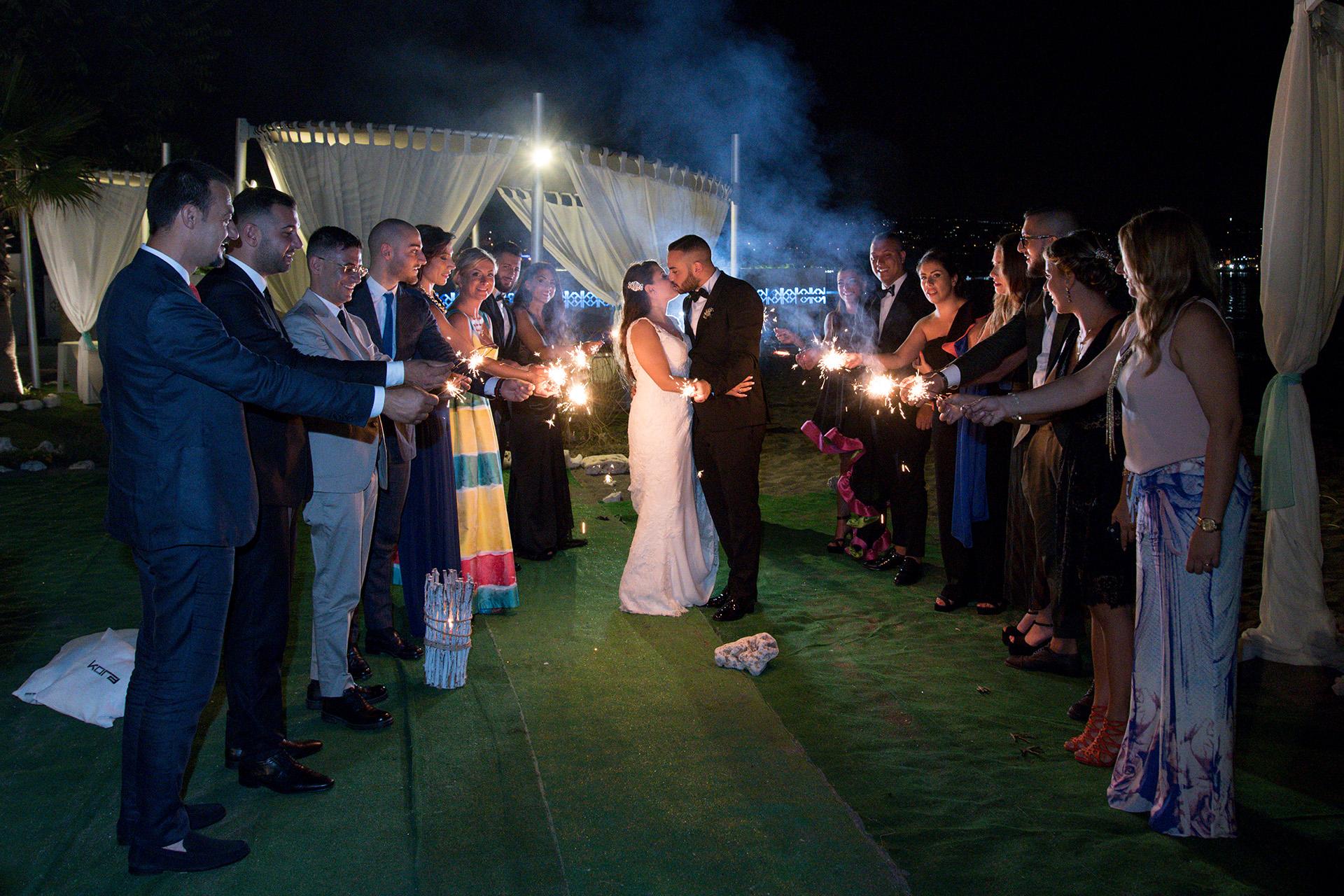 Fotografo matrimonio pozzuoli kora beach