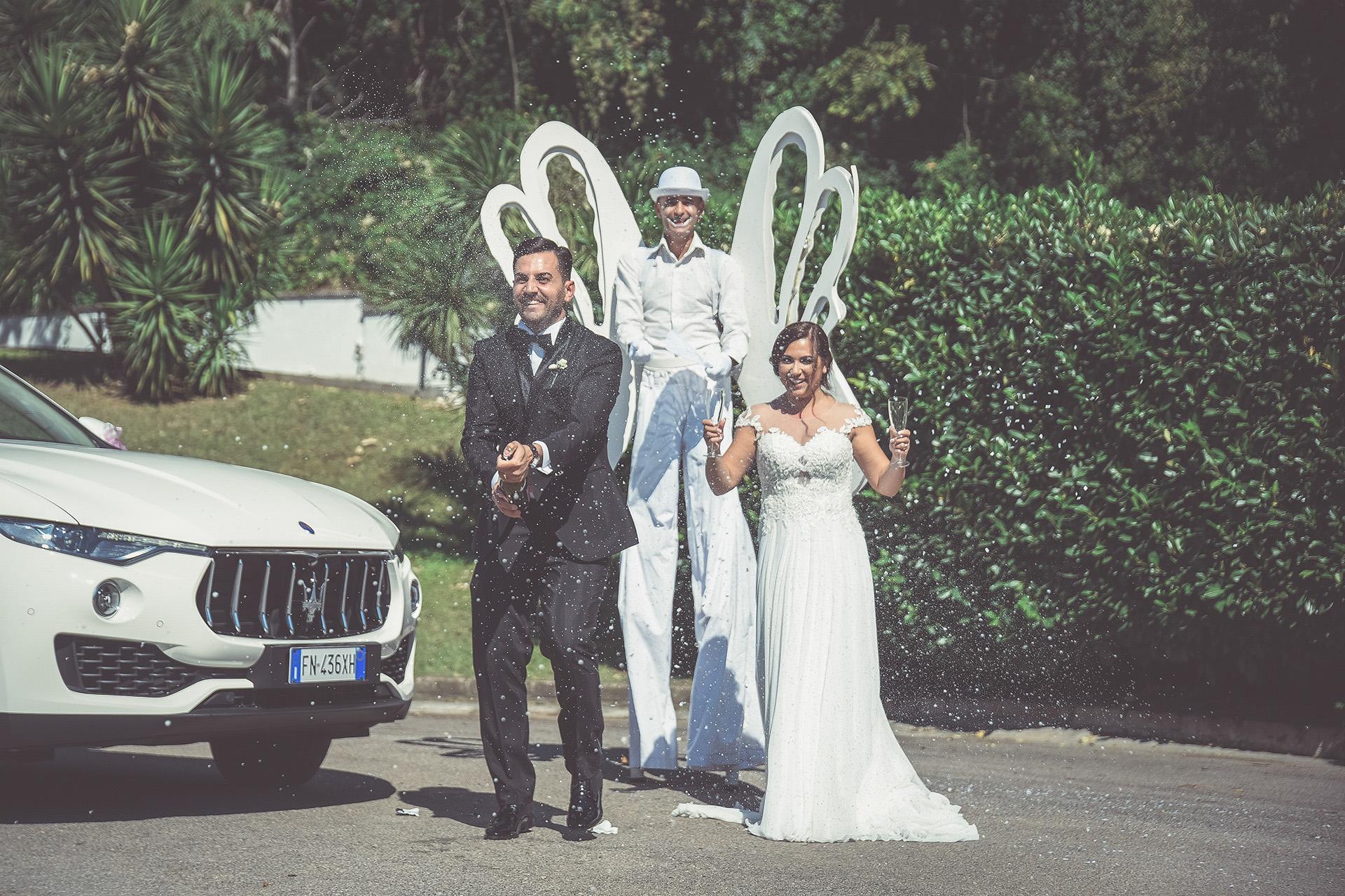 Fotografo matrimonio nola