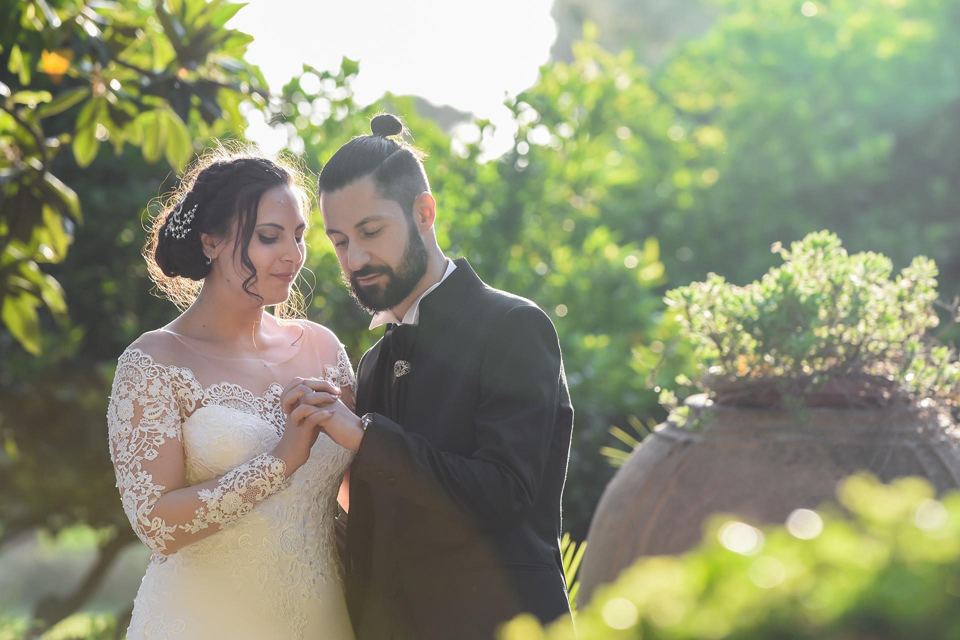 Fotografo matrimonio giugliano