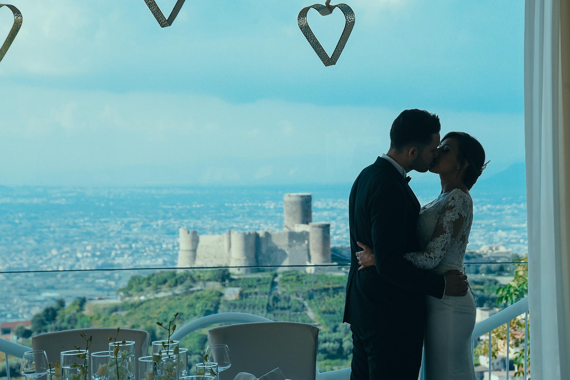 Fotografo matrimonio meridiana lettere