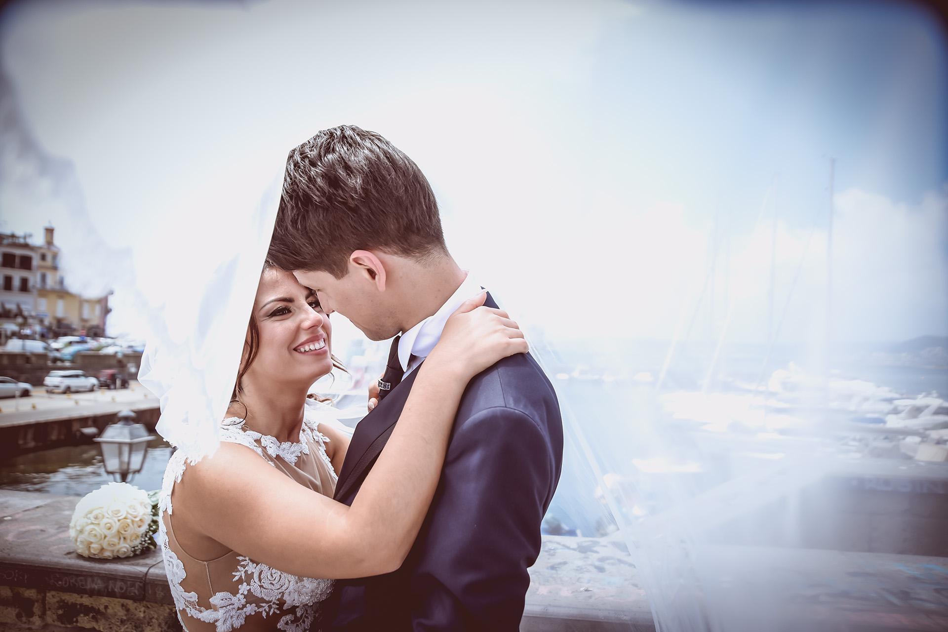 Fotografo matrimonio pozzuoli