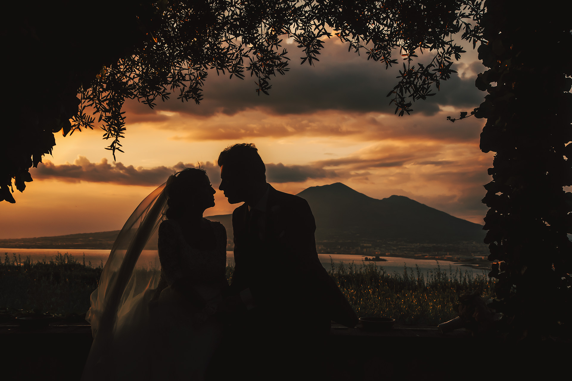 Fotografo matrimonio castello castellammare
