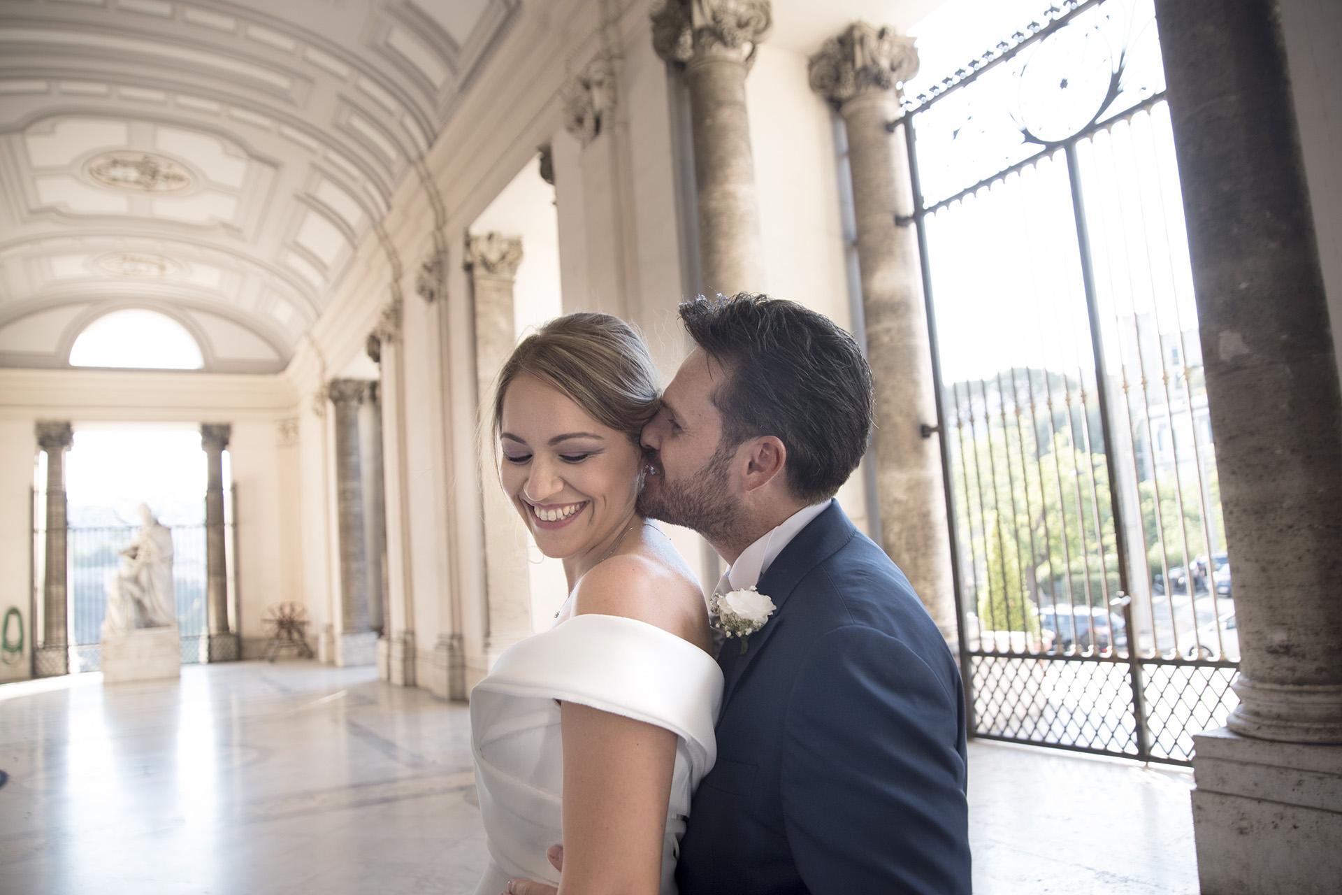 Fotografo matrimonio capodimonte